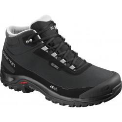 Salomon Shelter CS WP black/frost gray 404729 pánské zimní nepromokavé boty
