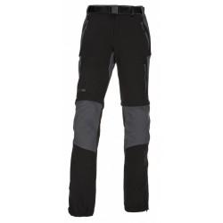 Kilpi Hosio-W černá dámské odepínací turistické kalhoty (1)
