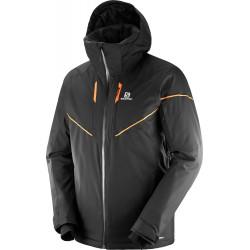 Salomon Stormrace Jacket M Black 403928 pánská