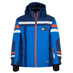 Kilpi Titan-JB modrá dětská nepromokavá zimní lyžařská bunda