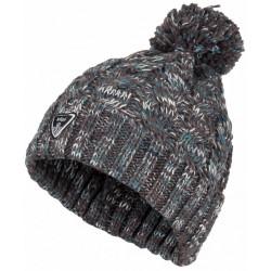 Kilpi Tami-W tyrkysová dámská pletená čepice