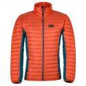 Kilpi Isaiah-M oranžová pánská zimní bunda