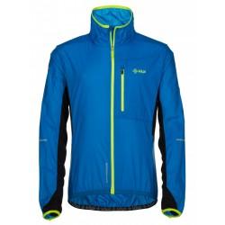 Kilpi Airrunner-M modrá pánská větruodolná bunda