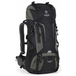Kilpi Elevation-U 45+5l černá turistický batoh )1)