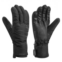 _Leki Apic GTX Lady black dámské lyžařské rukavice tabulka velikostí