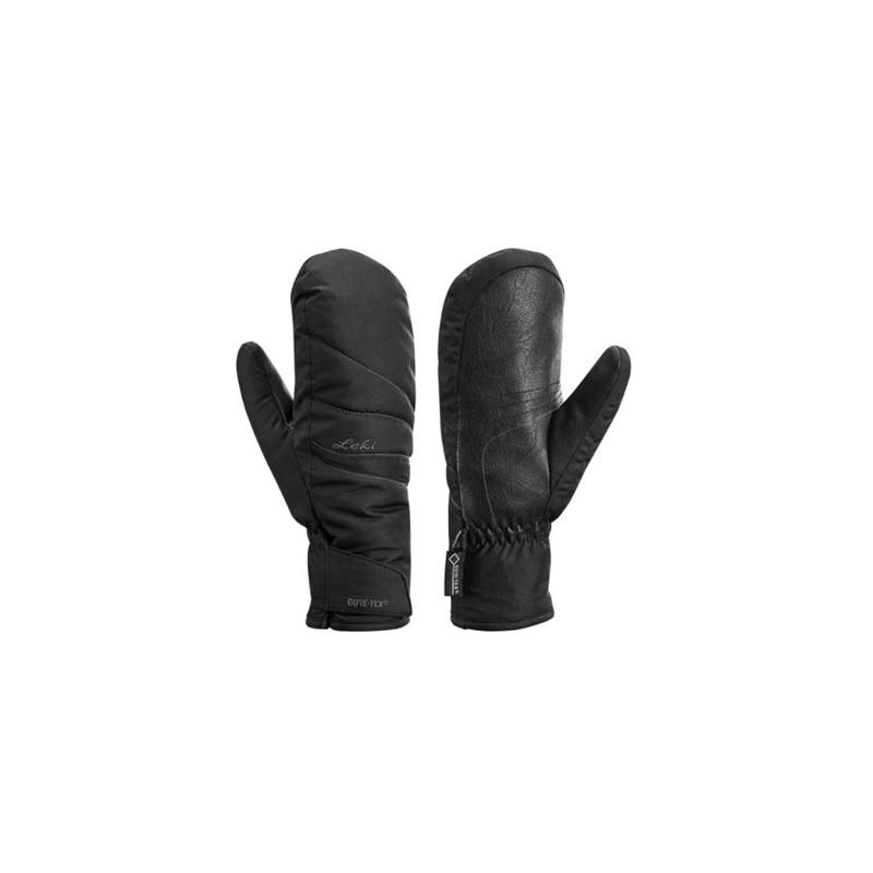 fb5e4ef7675 Leki Apic GTX Lady Mitt black dámské lyžařské rukavice
