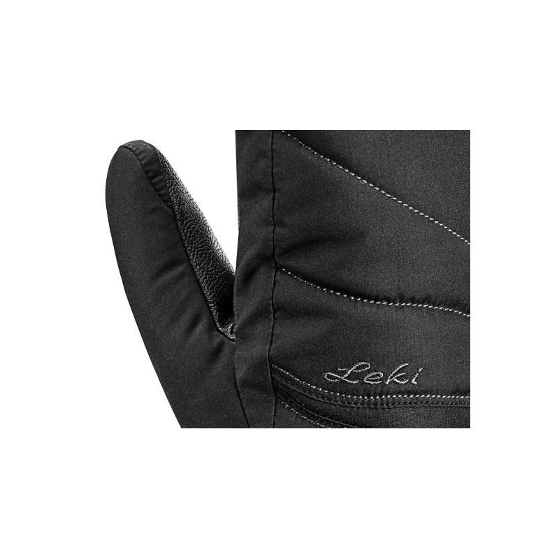 fd9f952c427 ... rukavice změřeno · Leki Apic GTX Lady Mitt black dámské lyžařské  rukavice1 ...