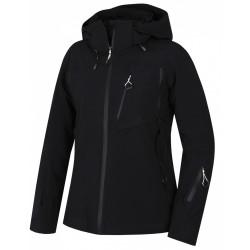 Husky Mayni L černá dámská nepromokavá zimní lyžařská bunda