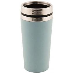 Outwell Vacuum Bamboo Mug 400 ml nerezový termohrnek