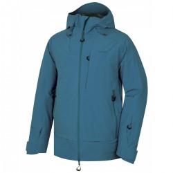 Husky Gombi M tmavě modrá pánská nepromokavá zimní lyžařská bunda 95534cbfcb9