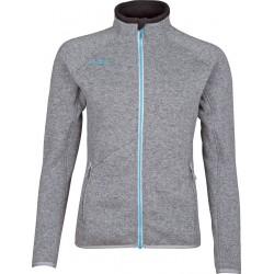 High Point Skywool 3.0 Lady Sweater grey dámský vlněný svetr Tecnowool