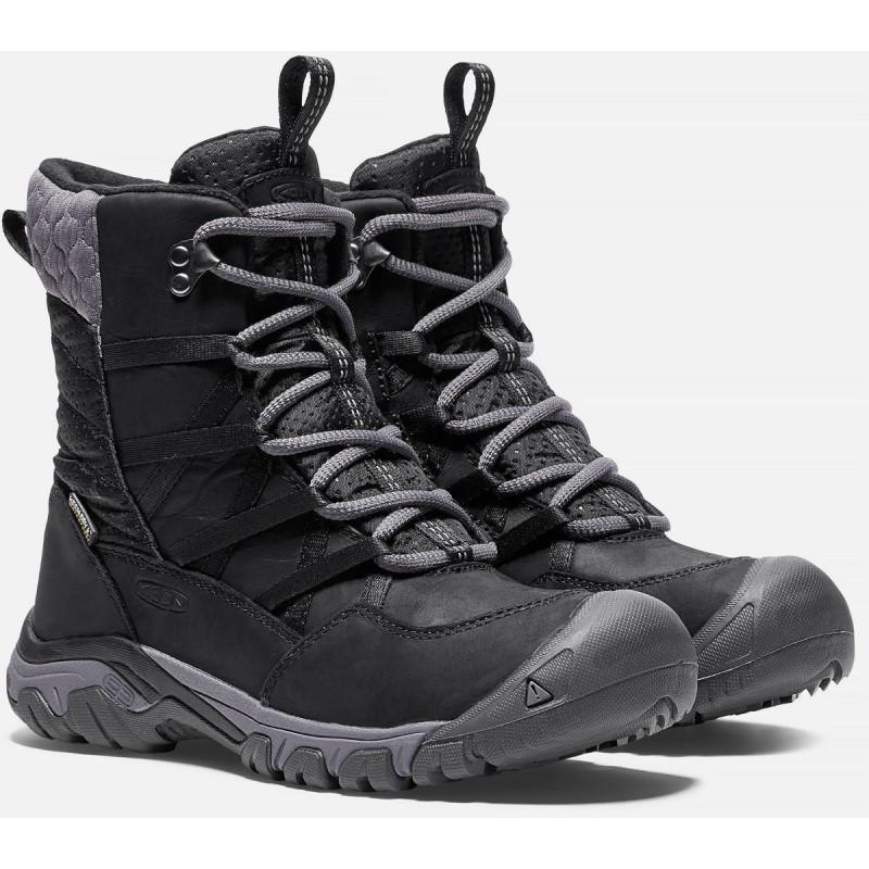 08012bf7e72 Keen Hoodoo III Lace Up WP W black magnet dámské zimní nepromokavé boty (3  ...