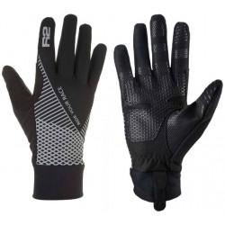 R2 Slider ATR27A černá unisex softshellové rukavice a7a8dd6dce
