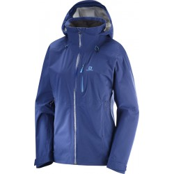 _Salomon One + Only JKT W medieval blue 403939