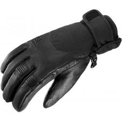Salomon Qst GTX W black 404204 dámské lyžařské rukavice