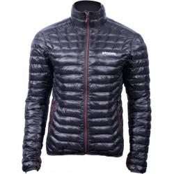 Pinguin Glimmer Jacket černá pánská zimní bunda BHB Synthetic Down (1)
