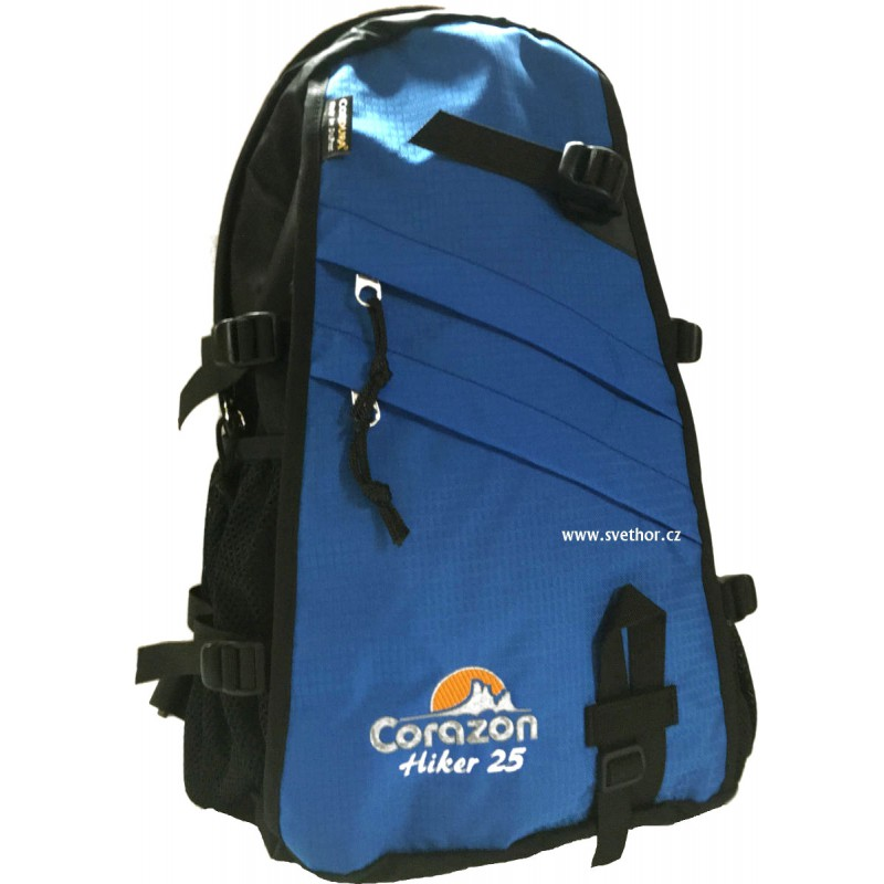 bcf363d5007 ... Corazon Hiker 25l Cordura modrá turistický batoh