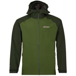 Berghaus Paclite 2.0 Shell Jacket M dark green pánská nepromokavá bunda