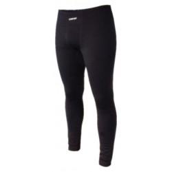 Jitex Biroj 901 TXS černá pánské spodky dlouhá nohavice Merino vlna