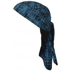 Progress D SAT Tisk unisex trojcípý šátek