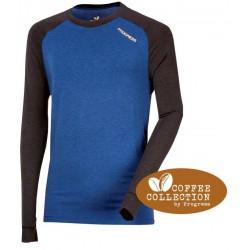 Progress CC NDR modrá pánské triko dlouhý rukáv coffee collection 2bbfd71cd8