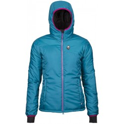 High Point Barier 2.0 Lady Jacket petrol/black dámská zimní bunda Climashield Apex