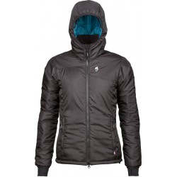 High Point Barier 2.0 Lady Jacket black/petrol dámská zimní bunda