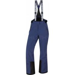 Husky Goilt L modrá dámské nepromokavé zimní lyžařské kalhoty