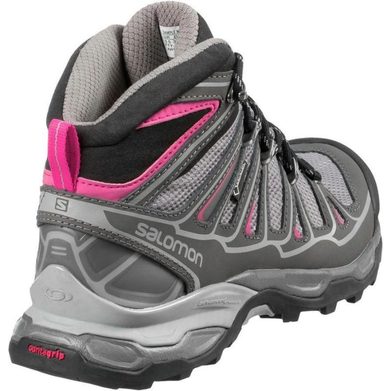 08bff72ef92 ... Salomon X Ultra Mid 2 GTX W detroit autobahn pink 371477 (7) ...
