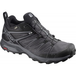 _Salomon X Ultra 3 Wide GTX black/magnet/quite shade 406596 změřeno