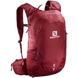 Salomon Trailblazer 20l biking red/ebony C10846 běžecký batoh