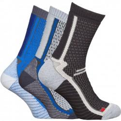 High Point Trek 3.0 3-Pack trekové ponožky