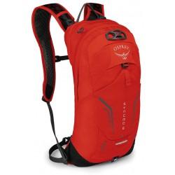 Osprey Syncro 5l II cyklistický batoh firebelly red