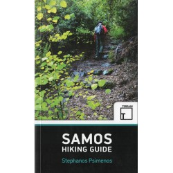 TERRAIN Samos Hiking Guide průvodce