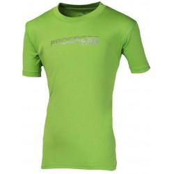 Progress Manio zelená dětské triko krátký rukáv