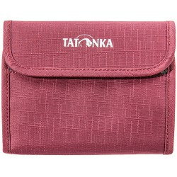 Tatonka Euro Wallet bordeaux red peněženka