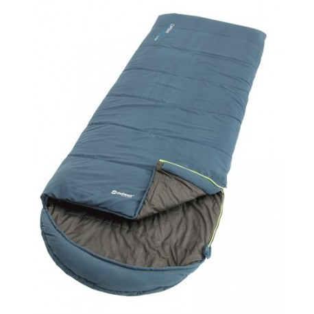 64dbb3f462 Outwell Campion Lux blue třísezónní dekový spací pytel Isofill