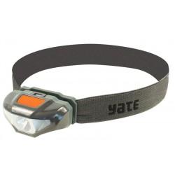 Yate Maia 3W LG + 2 SMD LED SE00050 čelovka