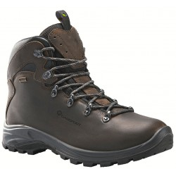 _Garsport Stelvio WP marrone unisex nepromokavé kožené trekové boty