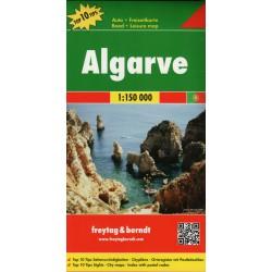 Freytag a Berndt Algarve 1:150 000 automapa