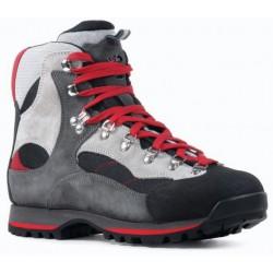 _Garsport Sorapiss WP grigio/rosso dámské nepromokavé trekové boty