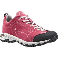 Garsport Heckla W corallo dámské nízké prodyšné kožené boty