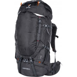 Zajo Lhotse 65l Cordura black expediční batoh (1)