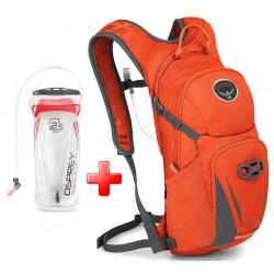 Osprey Viper 9l cykloturistický batoh + vodní vak