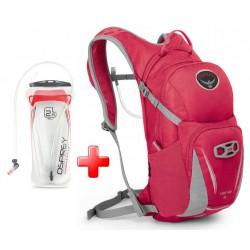 Osprey Verve 9l dámský cykloturistický batoh + vodní vak