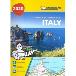 Michelin Itálie 1:300 000 autoatlas (1)