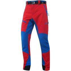 _Direct Alpine Patrol Tech 1.0 red/blue pánské turistické kalhoty