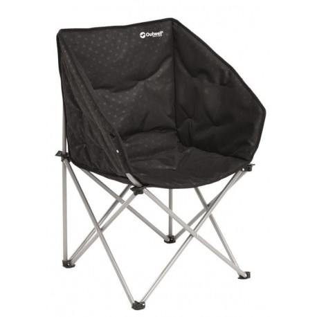 Outwell Angela black kempingová židle/křeslo