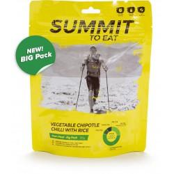 Summit To Eat Vegetariánské Jalapeno s rýží 2 porce expediční strava