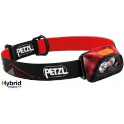 Petzl Actik Core Hybrid red čelovka